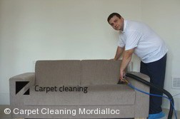 Upholstery Cleaning in Mordialloc